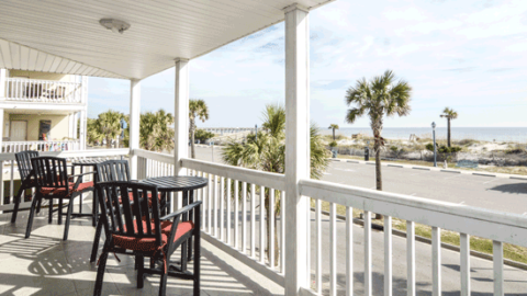 1 Pelican Point Tybee Island Oceanfront Cottage Rental