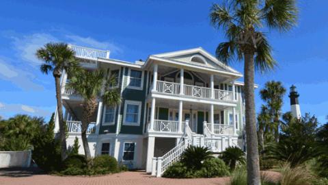 102 Casa Verde Tybee Island Oceanfront Cottage Rental