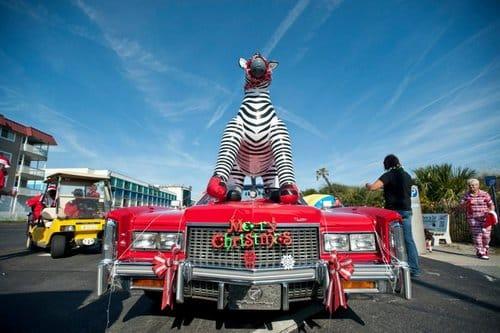 tybee christmas parade
