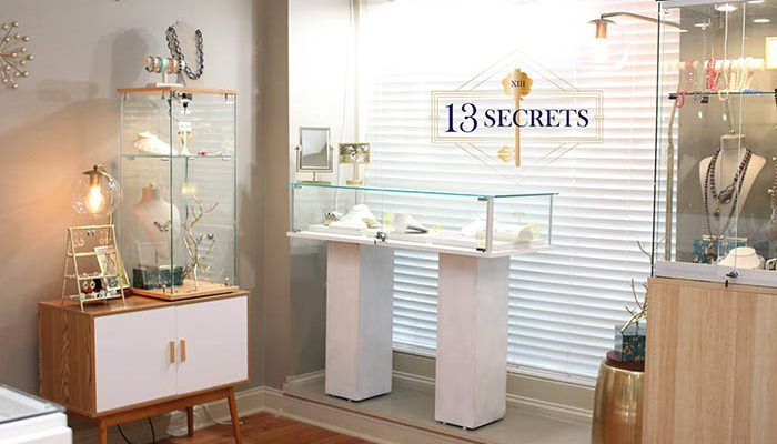 13 Secrets Jewelry Store in Savannah