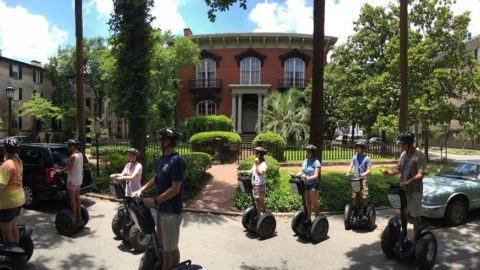 Adventure Tours in Motion segway tour