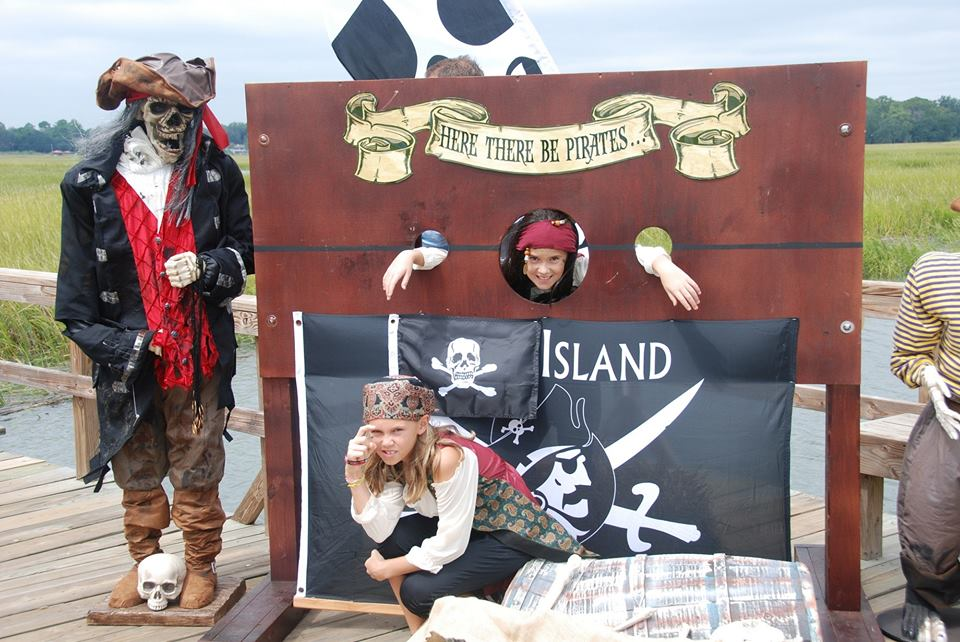 Pirate Poker Run