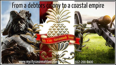 My City Savannah Tour