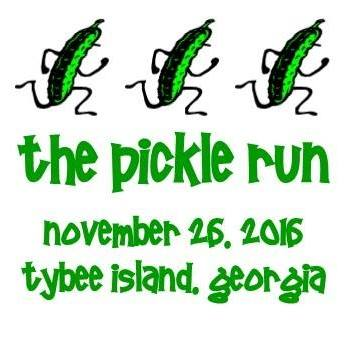 2016 Pickle Run on Tybee Island