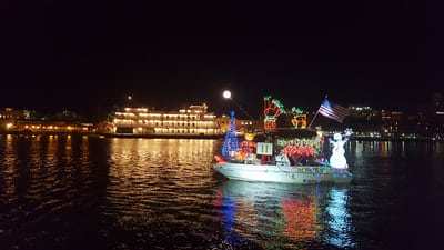 Savannah Ga Lighted Christmas Parade 2020 Boat Parade of Lights is a Savannah Tradition.A Christmas parade