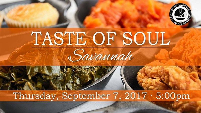 2017 Taste of Soul Savannah