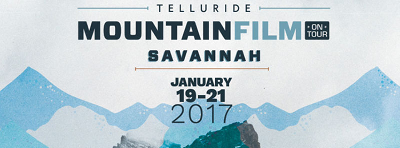2017 Telluride Mountainfilm on Tour Savannah