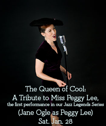 """The Queen of Cool- A Tribute to Miss Peggy Lee"" at the Tybee Post Theatre"