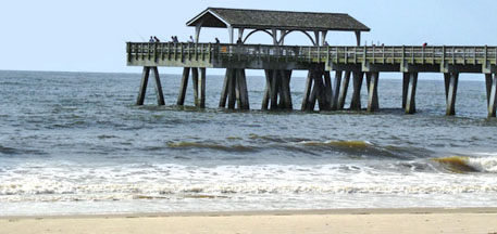 Tybee Island Beach Information