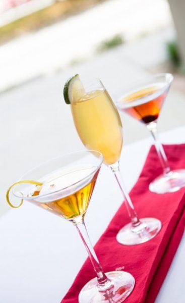 39 Rue De Jean Savannah Cocktails