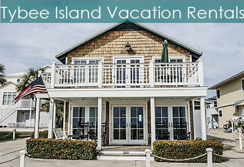 Oceanfront Cottage Als Vacation On Tybee Island