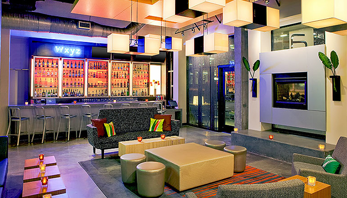 Aloft Hotel Bar