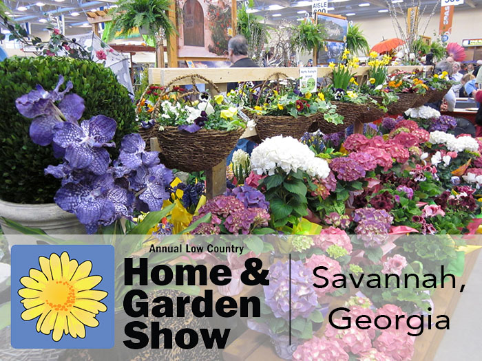 Annual Low Country Home & Garden Show in Savannah