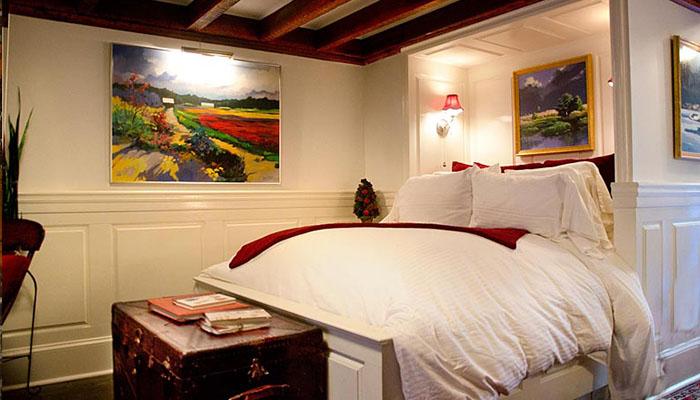 Armstrong Inns Garden Suite