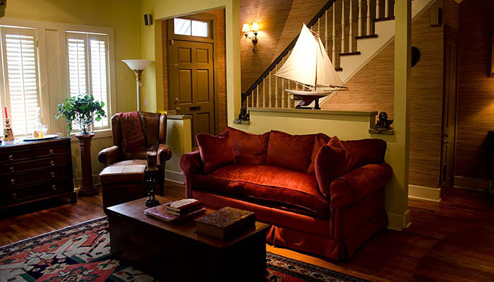 Armstrong Inns Jenkins Living Room