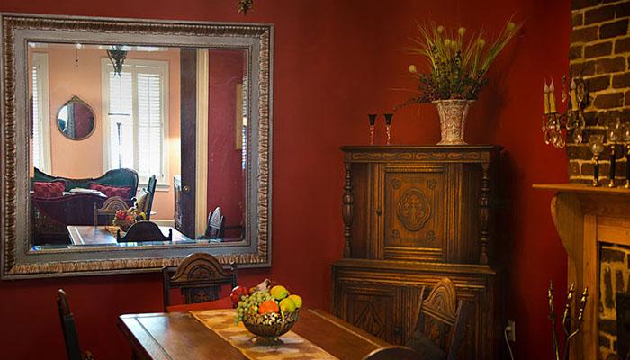 Armstrong Inns Tattnall Dining Room
