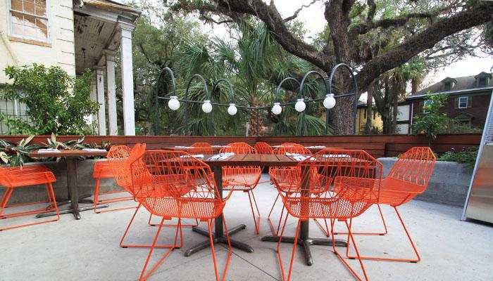 Atlantic Savannah Outdoor Dining