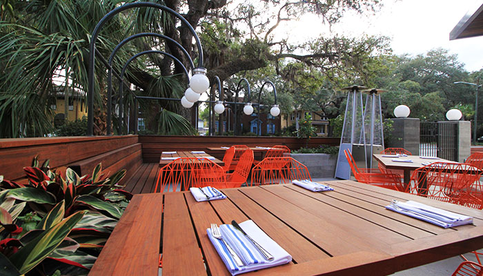 Atlantic Savannah Outdoor Seating
