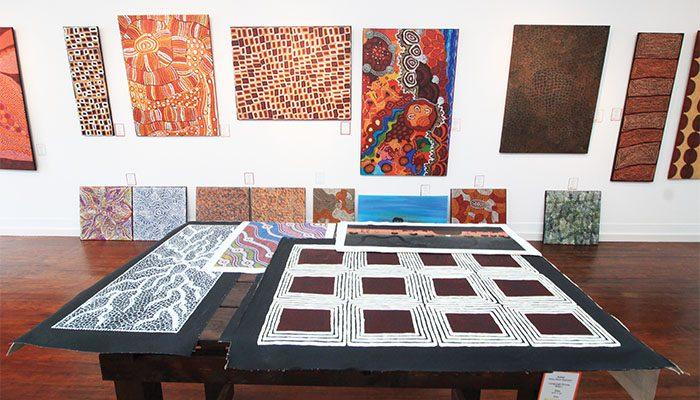 Australian Aboriginal Art Gallery