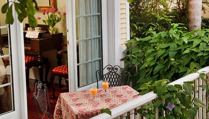 Azalea Inn Terrace