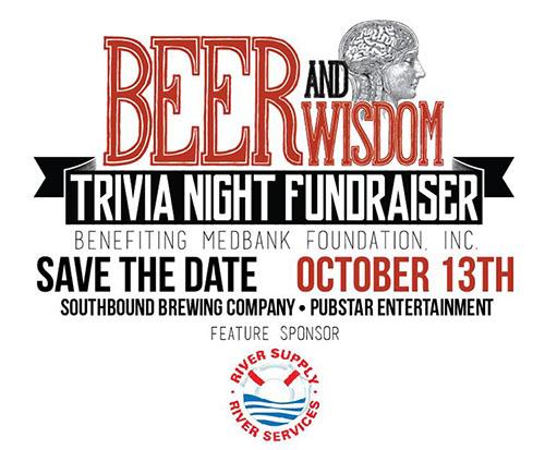 Beer and Wisdom Trivia Night Fundraiser Benefiting MedBank