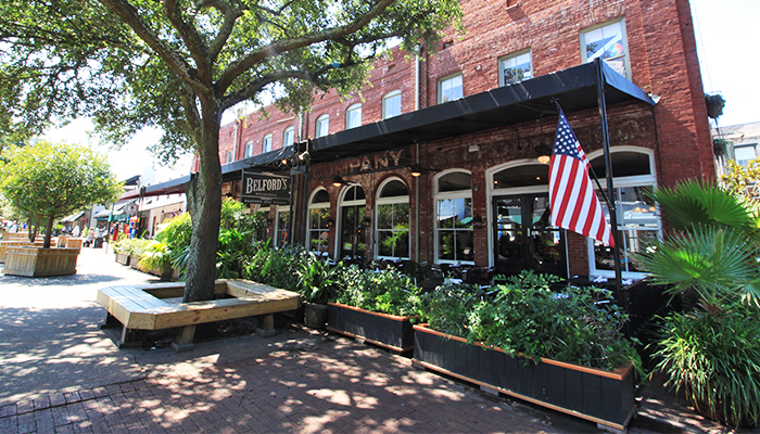 Belford's Seafood and Steaks in Savannah