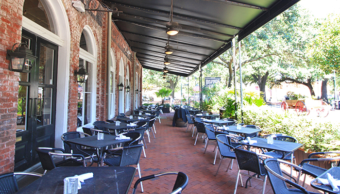 Belford's in Savannah
