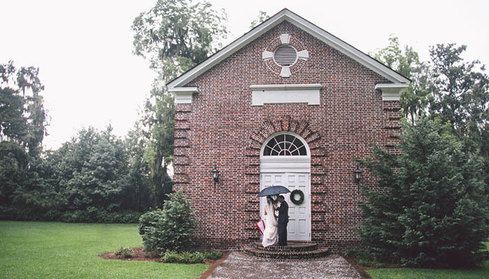 Bethesda Whitefield Chapel Savannah Wedding