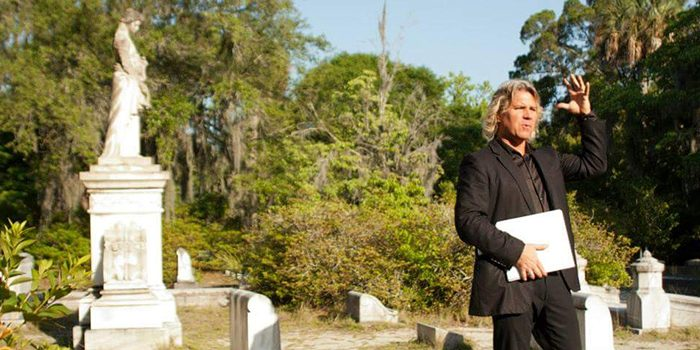 Bonaventure Cemetery Journeys with Shannon Scott in Savannah