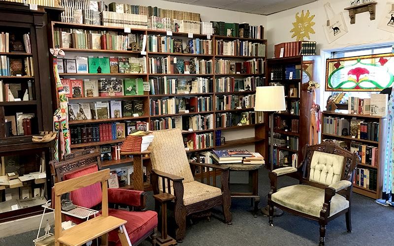 10 Must-Visit Antique Shops in Savannah.