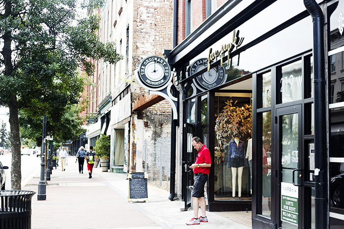 Shopping Guide Savannah Ga