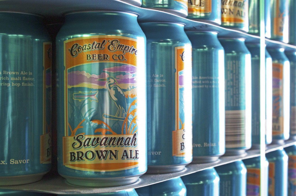 CEB savannah brown ale