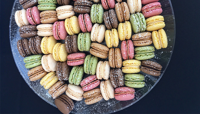 Cafe M Macarons