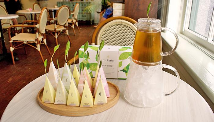 Cafe M Tea Over Ice