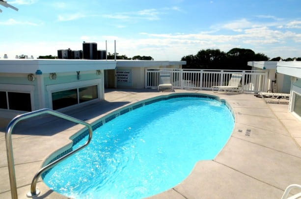 5 Captains Watch Tybee Island Vacation Condo Rental With