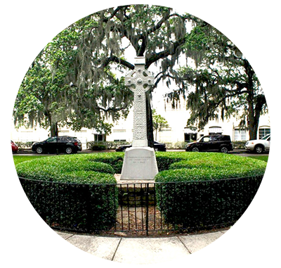 Savannah Celtic Cross Ceremony