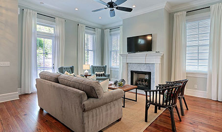 Congress Street Retreat Southern Belle Vacation Rentals