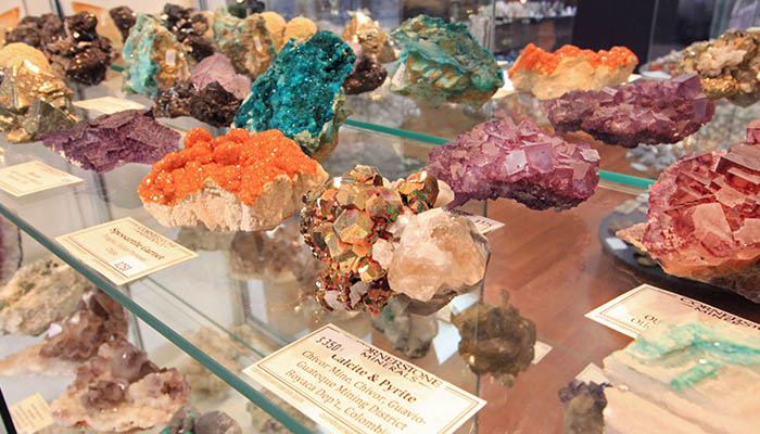 Cornerstone Minerals in Savannah