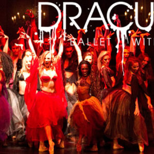Dracula- Ballet with a Bite in Savannah