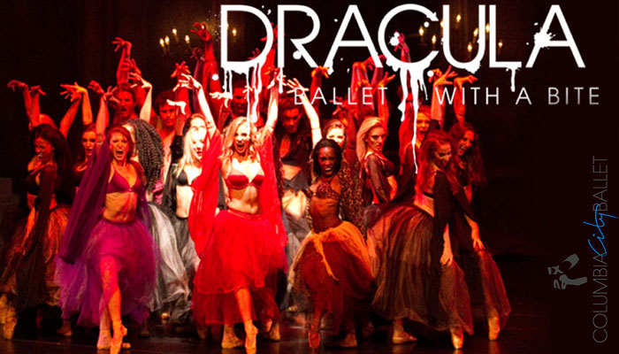 1. Dracula: Ballet with a Bite