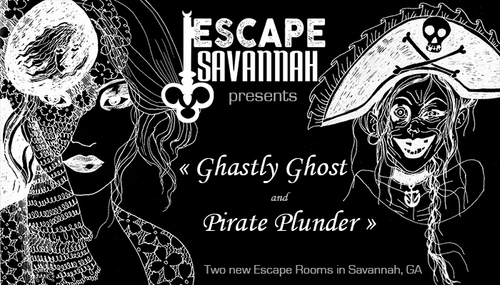 Escape Savannah New Escape Rooms 2016