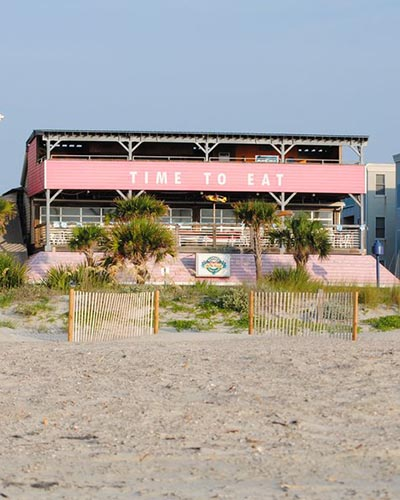 Fannie's on the Beach Tybee Island