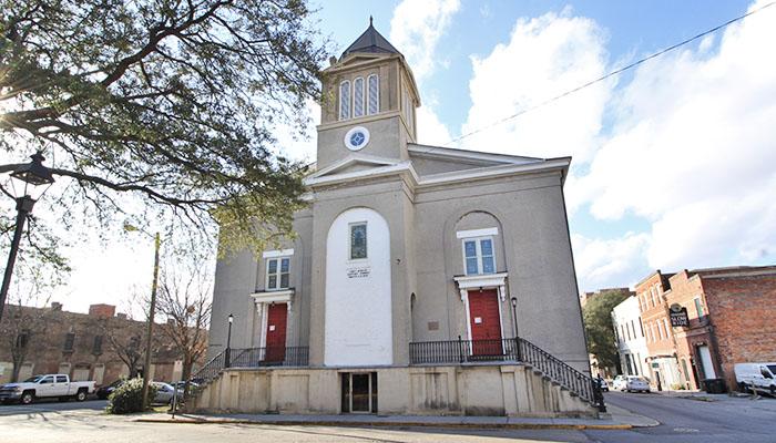 4. First African Baptist Church Christ Church