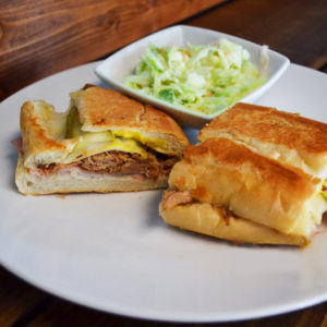 Fork and Dagger Cuban Sandwich
