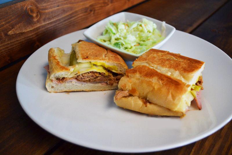 Fork & Dagger Cuban Sandwich