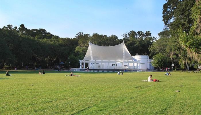Forsyth Park Bandshell