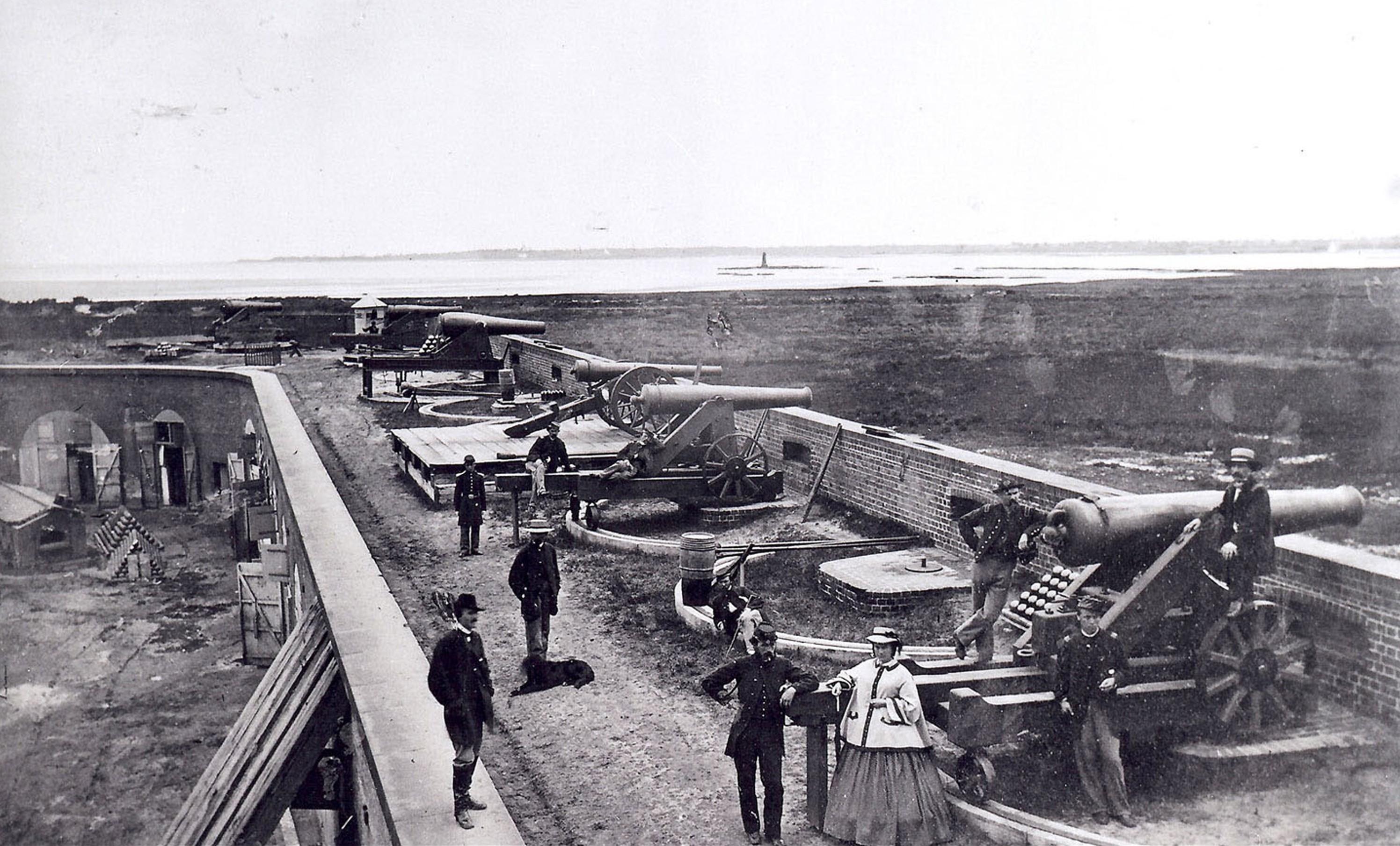 Fort Pulaski 1863