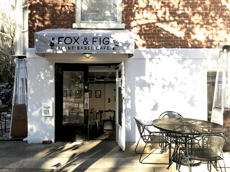 fox and fig