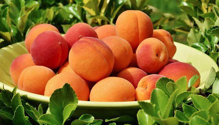 5. Peaches