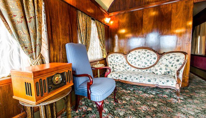 Georgia State Railroad Museum Boxcar